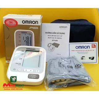 Máy đo huyết áp tự động bắp tay Omron JPN600 - Nhật Bản - Hàng chính hãng thumbnail