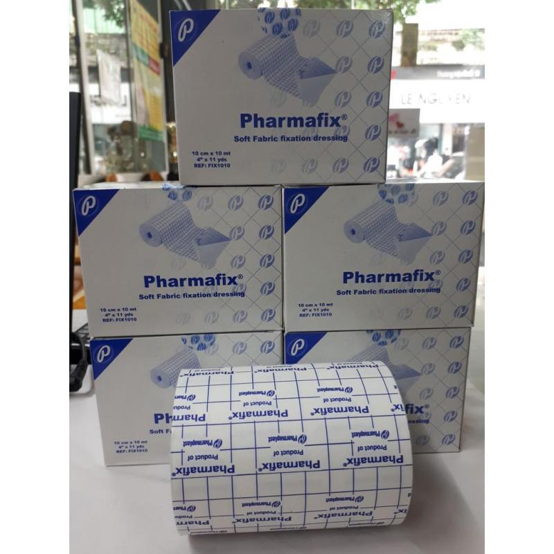 Băng dính dùng trong y tế Pharmafix 10cmx10m