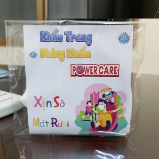 Combo 2 Khẩu trang vải trẻ em kháng khuẩn - Khẩu trang trẻ em vải nano bạc 3 lớp kháng khuẩn - Khẩu Trang cho bé thumbnail