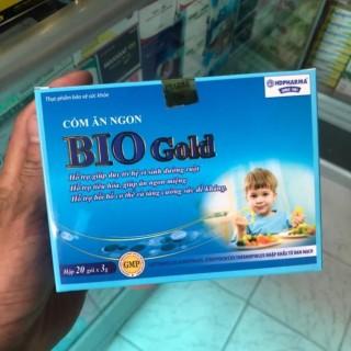 Cốm ăn ngon Bio Gold Tiêu hoá tốt ăn ngon miệng, đa dạng sản phẩm, cam kết hàng như hình, chất lượng đảm bảo, an toàn thumbnail
