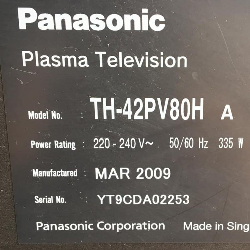 Bảng giá Bo mạch TH-P42PV80H, 42PV80H