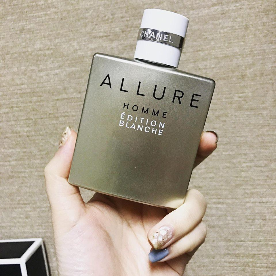 Nước Hoa Nam Chanel Allure Homme Edition Blanche (100ml)