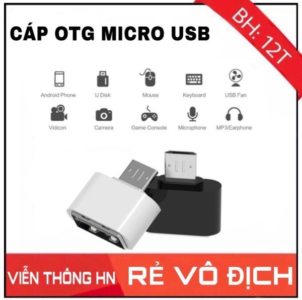 Bảng giá Đầu chuyển Jack chuyển adapter Micro USB OTG cho máy tính bảng và điện thoại Phong Vũ