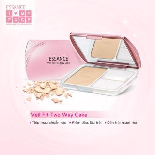 Phấn Nền Essance Siêu Mịn Lâu Trôi - Veil Fit Two Way Cake 11g thumbnail