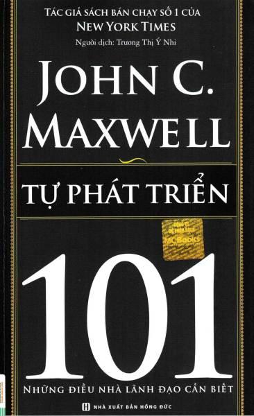 Mua Sách Tự Phát Triển 101- Những Điều Nhà Lãnh Đạo Cần Biết - Newshop