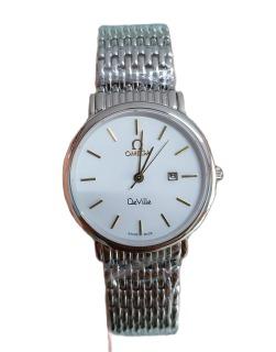 Đồng hồ Nam dây kim loại mặt Sapphire chống xước mặt mỏng size mặt 36 mm thumbnail