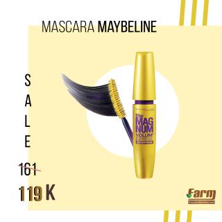 Mascara Maybeline vàng thumbnail