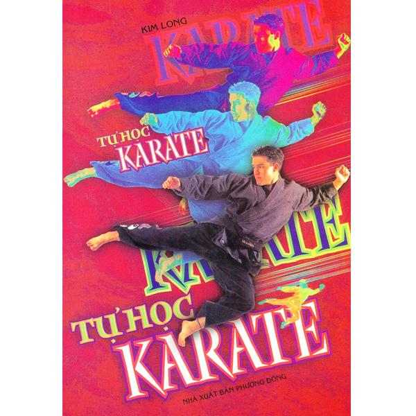 Sách - Tự Học Karate