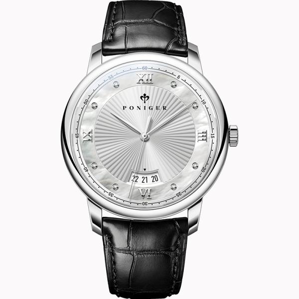 Đồng hồ nam chính hãng Poniger P2.03-3