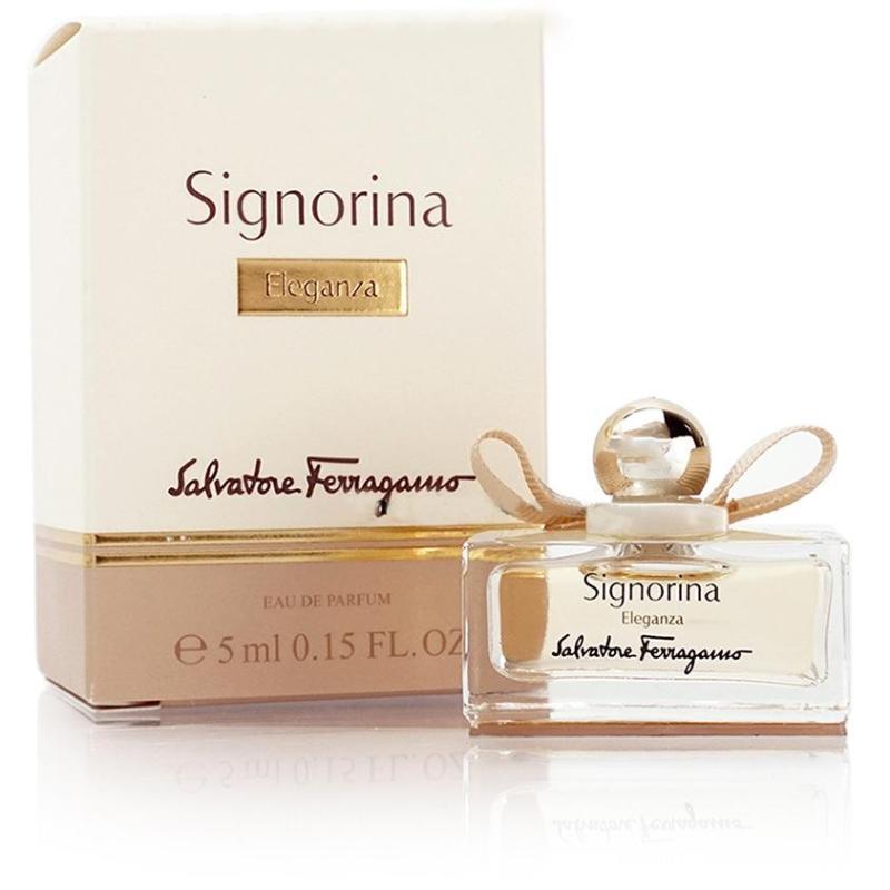 Nước hoa nữ Salvatore Ferragamo Signorina Eleganza EDP 5ml