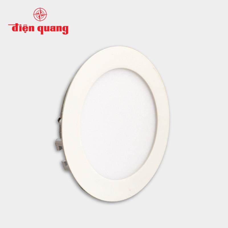 Bộ đèn LED Panel tròn đổi màu Điện Quang ĐQ LEDPN04 097CS 146 (9W, đổi màu, F146)