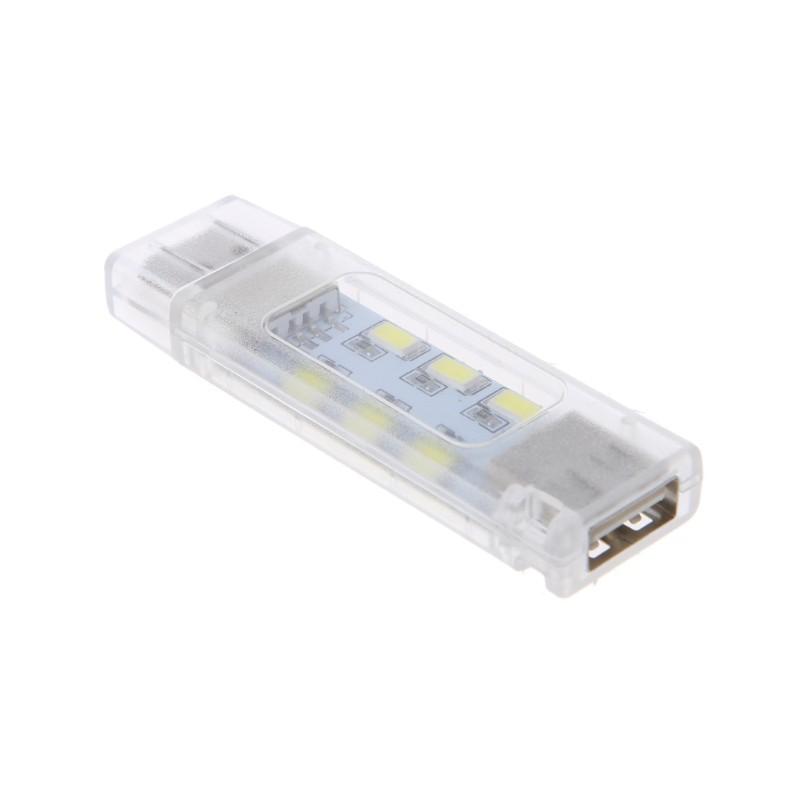 Bảng giá Đèn led mini hai mặt đầu cắm USB đa năng tiện dụng Phong Vũ