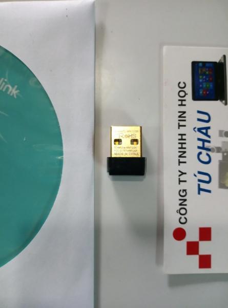Bảng giá Thiết bị thu Wifi TP-Link: TL-WN725N - 150Mbps Wireless Nano USB Adapter Phong Vũ