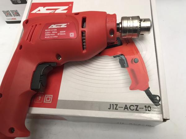 Máy khoan vít ACZ-6109 - Bảo hàng 6 tháng
