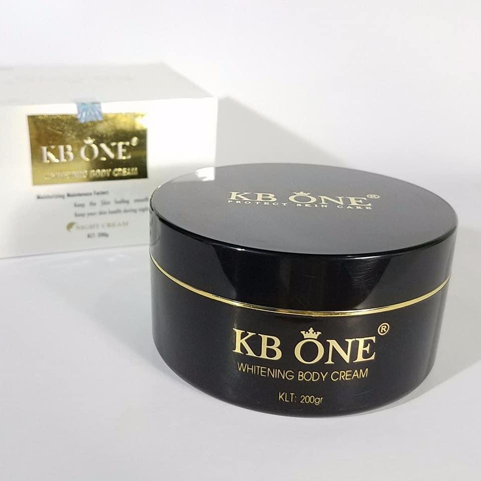 Kem Body Kbone Ban Đêm hộp 200g tốt nhất