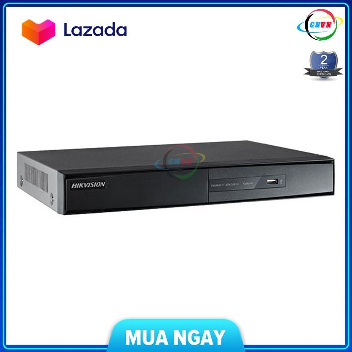 [ BẢO HÀNH 2 NĂM ] Đầu ghi IP 8 kênh Hikvision DS-7108NI-Q1/M H.265+  - Công Nghệ Việt Nam