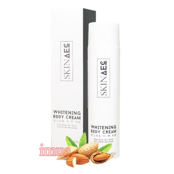 Kem dưỡng trắng toàn thân Ban đêm Whitening Body Cream Skin AEC 150ml