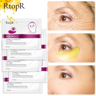 5 Gói mặt nạ mắt RtopR chiết xuất xoài chứa vitamin C xoá quầng thâm nếp nhăn - INTL thumbnail