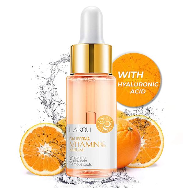 Dưỡng Chất vitamin C giúp làm sáng da , mờ thâm