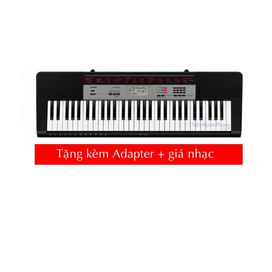 Đàn Organ Casio CTK-1500 tặng kèm giá nhạc  ( CTK1500 ) - HappyLive Shop