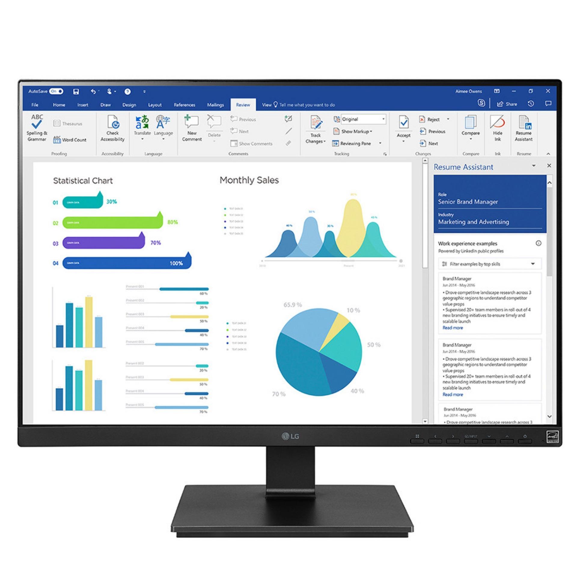 Monitor LG 2525BL55WY LED IPS