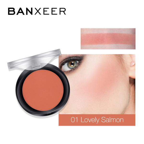 BANXEER Phấn má hồng 6 màu giá rẻ