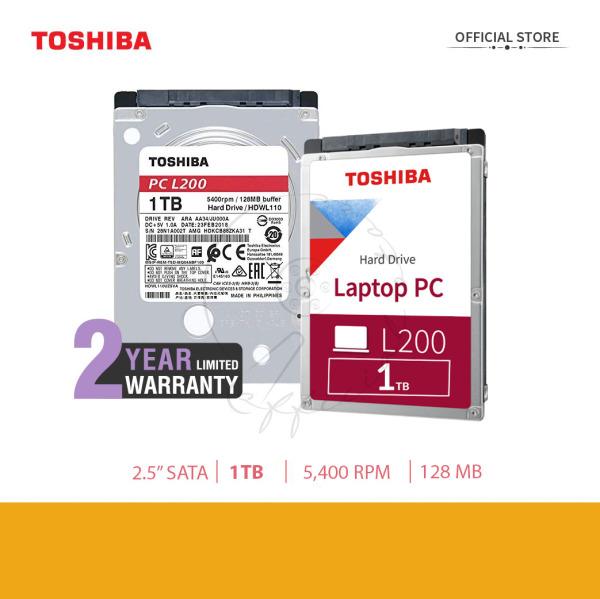 Bảng giá Ổ Cứng Gắn Trong Toshiba L200 1TB Laptop Chính Hãng Phong Vũ