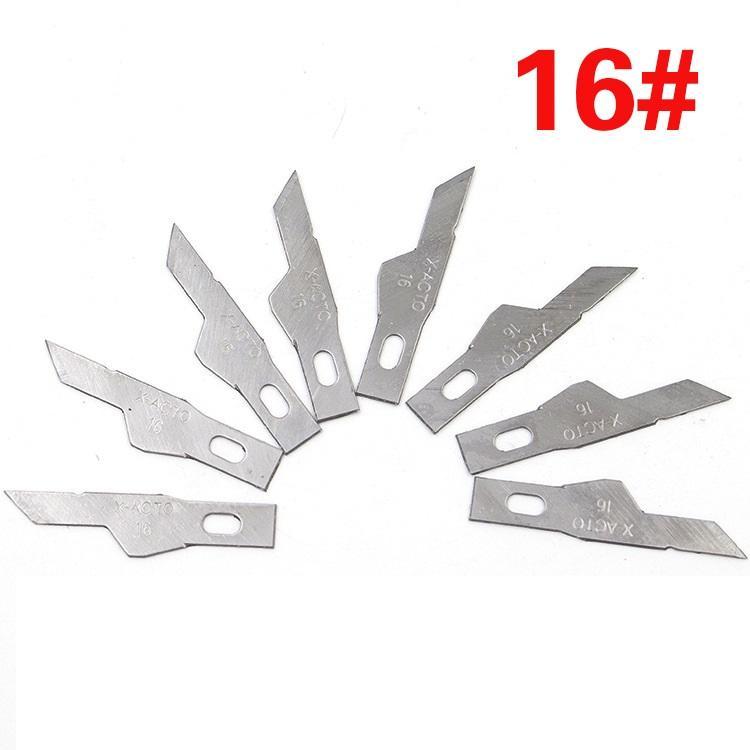 Mua Hộp 8 lưỡi dao trổ điêu khắc