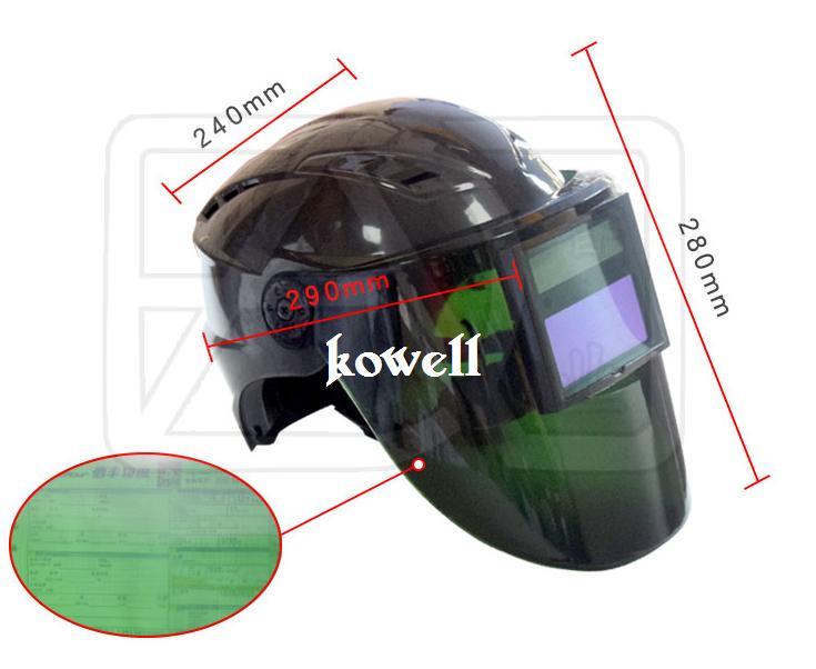 Mũ hàn điện tử - Mũ bảo hộ