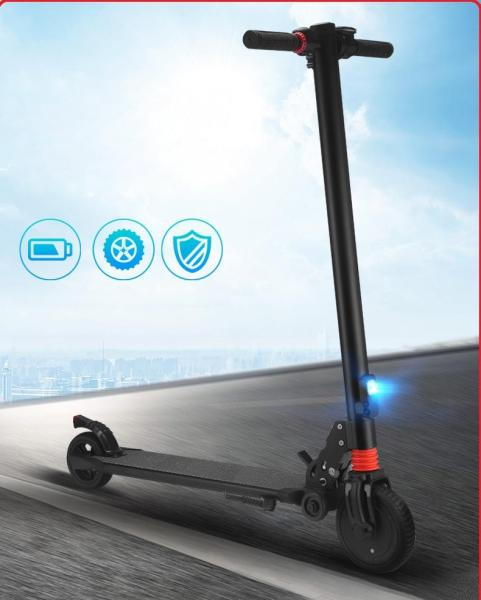 Giá bán Xe Scooter điện xếp gọn S8 không yên-RE0503 xe điện- xe scooter xếp gọn- xe điện cho bé- đồ chơi- quà tặng cho bé - Xe Scooter điện