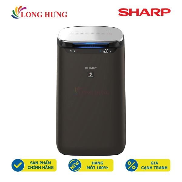 [Trả góp 0%]Máy lọc không khí Sharp FP-J80EV-H - Hàng chính hãng - Công nghệ Inverter Bộ lọc Hepa Diệt khuẩn công nghệ Plasmacluster ion