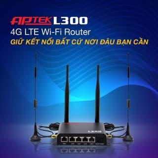 Bộ phát sóng 4G APTEK L300 thumbnail