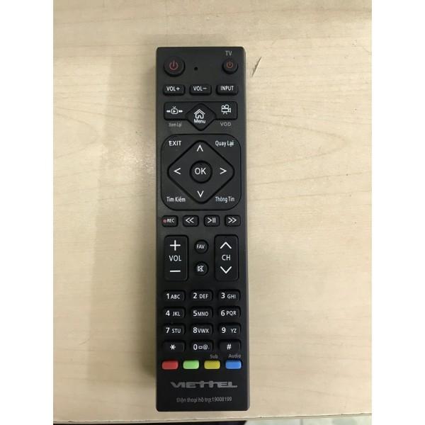 Bảng giá Remote điều khiển đầu thu truyền hình Viettel Điện máy Pico