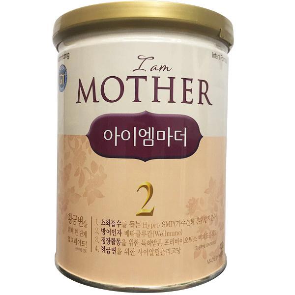 SỮA I AM MOTHER SỐ 2 400G 0-3 THÁNG