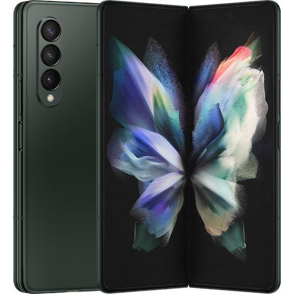 Điện thoại Samsung Galaxy Z Fold3 5G nguyên seal, chính hãng, MỚI 100%, Màn hình: Dynamic AMOLED 2X, Chính 7.6 & Phụ 6.2Full HD+, Camera sau: 3 camera 12 MP, Camera trước: 10 MP & 4 MP, RAM: 12 GB, Chip: Snapdragon 888, Pin, Sạc: 4400 mAh, 25 W