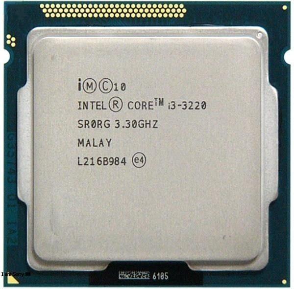 Giá Quá Tốt Để Có CPU Intel Core I3 3220