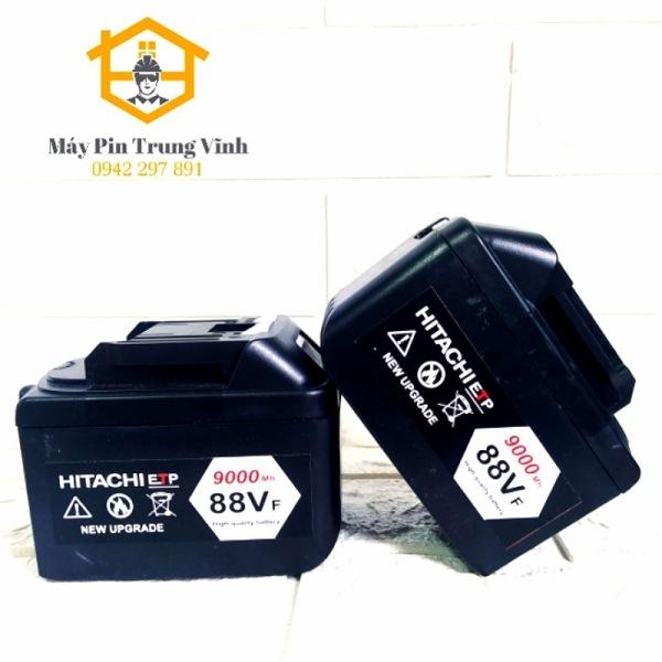 Bảng giá Pin 15 Cell Hitachi Dung Lượng Khủng Mạch Xả 50A Xả Tức thời 80A, Dùng Chung Máy Khoan, Máy Bắt Vít