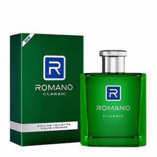 Nước Hoa Romano xanh Classic 100ml nhập khẩu
