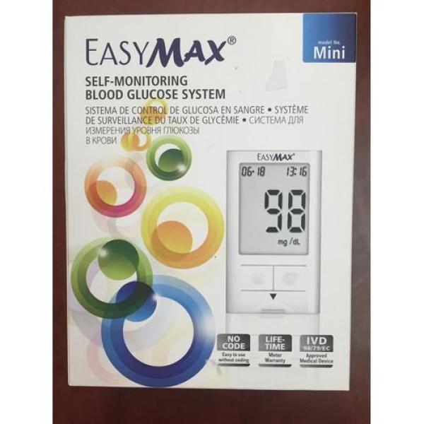 Máy đo đường huyết Easy Max mini bán chạy