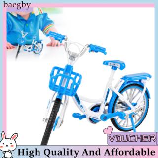 Mô hình xe đạp đồ chơi cho bé - INTL thumbnail