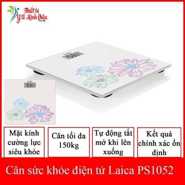 Cân sức khỏe điện tử Laica PS1052 cao cấp