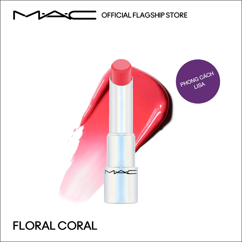 Son dưỡng ẩm có màu MAC Glow Play Lip Balm 3.6g