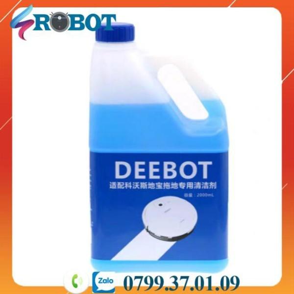 Nước lau nhà cho các dòng Robot Ecovacs DN55   DD35   T5 HERO