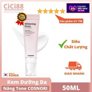 Kem dưỡng da nâng tone COSNORI dưỡng ẩm 3 trong 1, trắng da, che phủ, nâng tone da thay thế kem lót và kem nền thumbnail