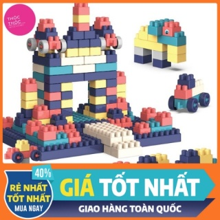 HỘP LEGO 520 CHI TIẾT SÁNG TẠO CÙNG BÉ YÊU thumbnail