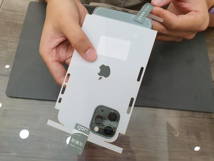 Giá Miếng dán dẻo film PPF cho iPhone 11, 11Pro, 11 Pro Max Full viền và lưng máy bảo vệ siêu tốt