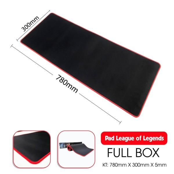 Bảng giá Pad game màu đen - full box cam kết sản phẩm đúng mô tả chất lượng đảm bảo an toàn đến sức khỏe người sử dụng Phong Vũ