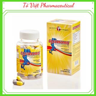 TPCN Giảm đau khớp - Ngừa thoái hóa khớp GLUCOSAMIN CAPSULE Chai 60v thumbnail