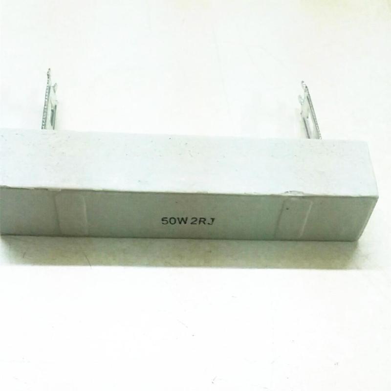 Điện trở sứ 50W 2RJ 1 cái