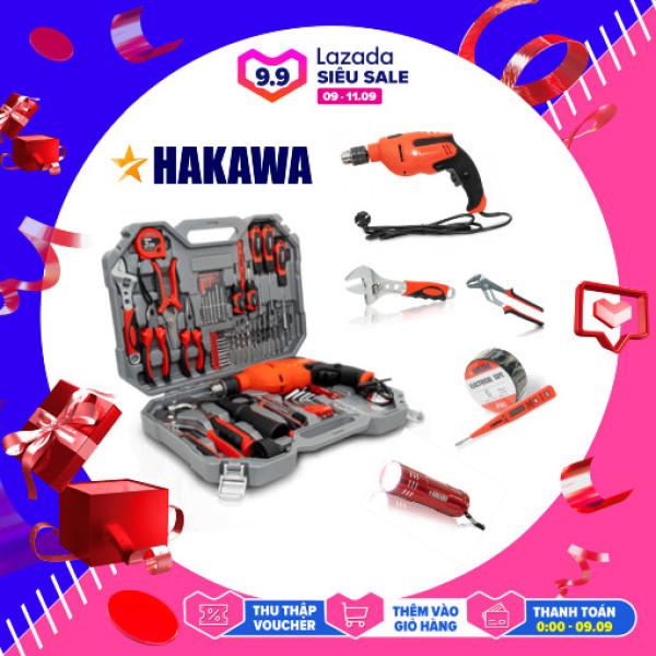 Bộ dụng cụ sửa chữa đa năng HAKAWA HK-850 - Bảo hành chính hãng 2 năm